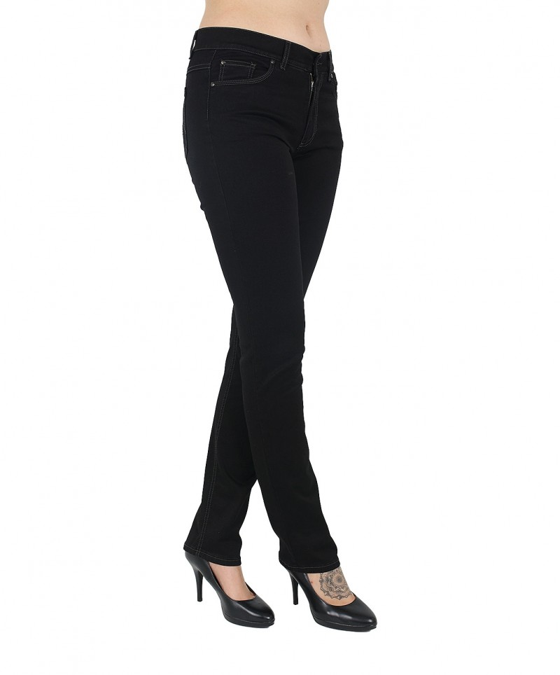 Angels Cici Jeans - Regular Fit - Jet Black