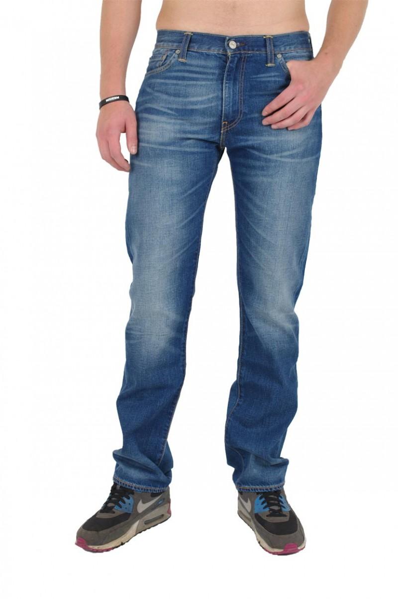Levis 504 Jeans - Straight Leg - Fairfax v