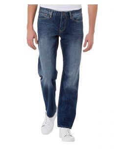 CROSS Jeans Antonio - Slightly Tapered - Deep Blue