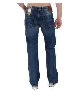 LTB Jeans Paul - Straight Leg - Tyrion Wash - Hinten