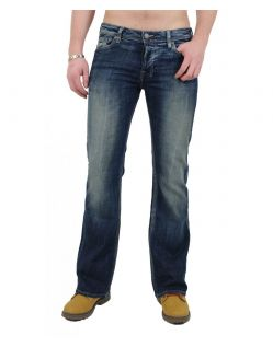 LTB Tinman Jeans Dark Blue Used 4fad