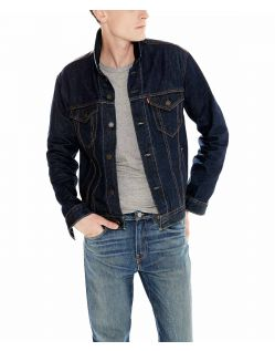 LEVI'S Jeansjacke - The Trucker - Rinse