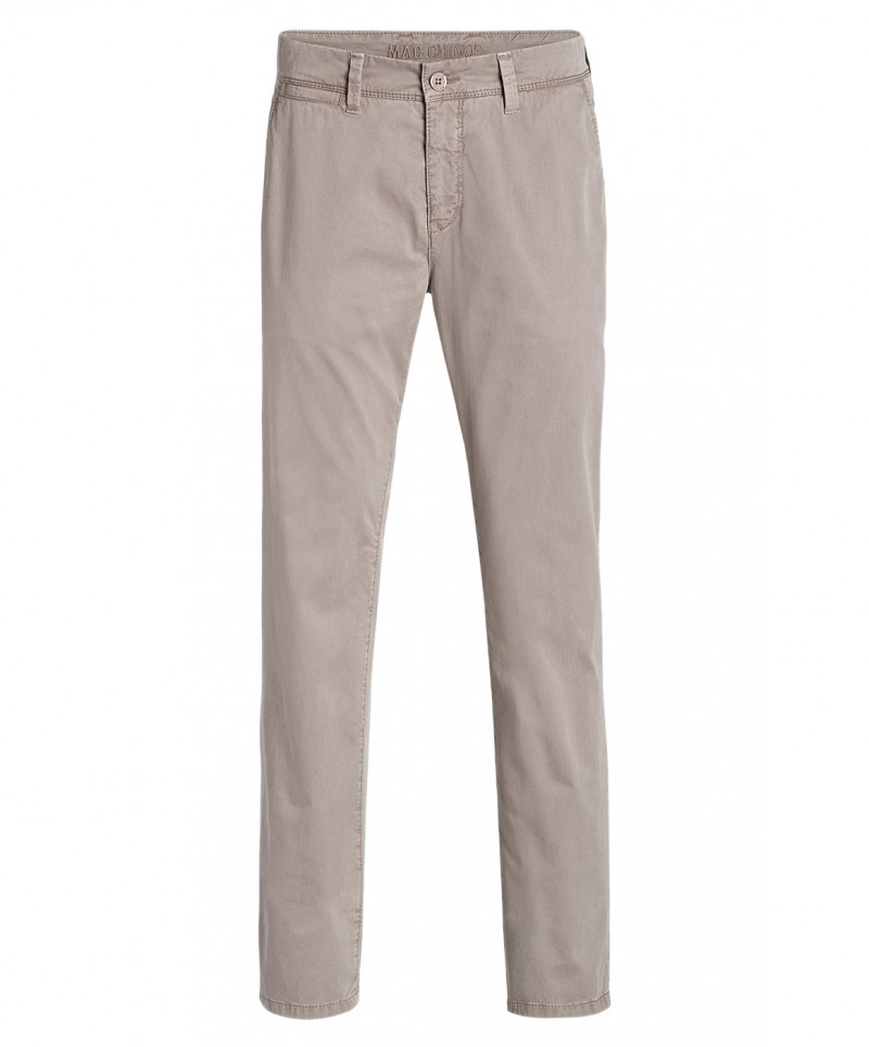 Mac Lenny Hose - Satin Stretch - Havanna PPT