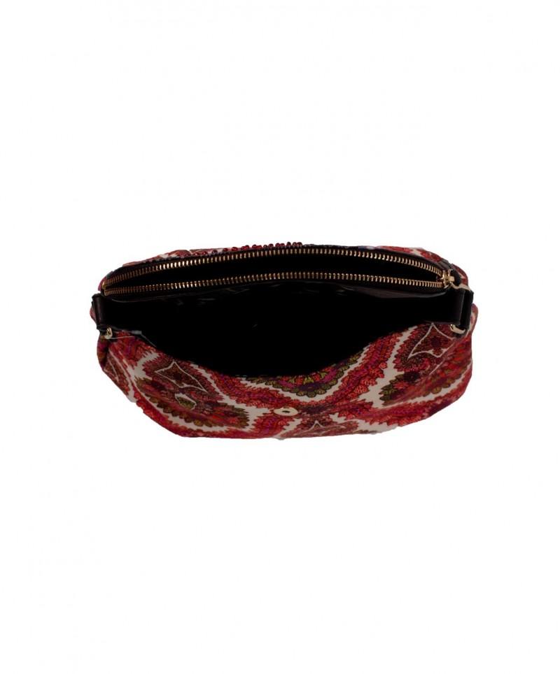 Desigual Tasche - Bols Lacroix Frida Minisoho - Rot