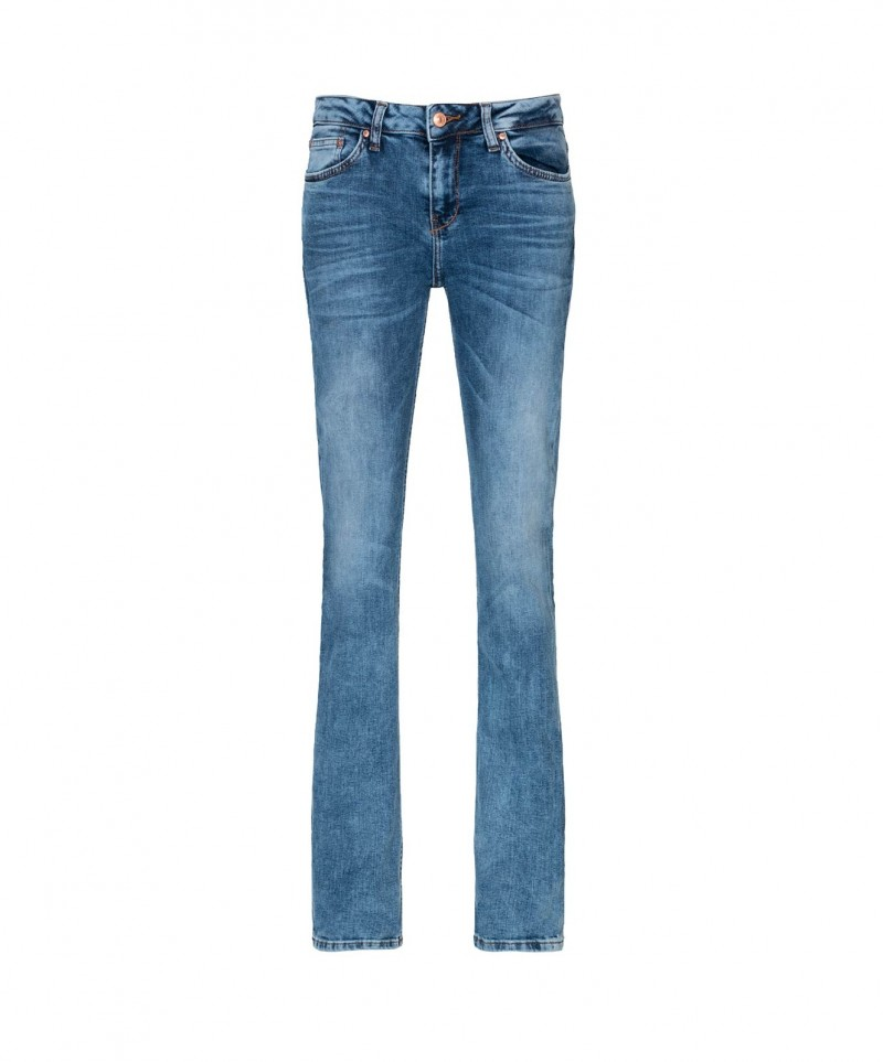 LTB Jeans Aspen Y in hellblauer Used Waschung