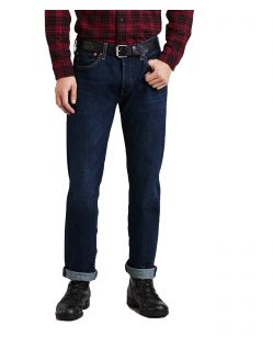 Levi's 501 - Straight Jeans in Sponge Waschung