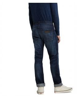 WRANGLER SPENCER Jeans - Slim Straight - Blue Route - Hinten