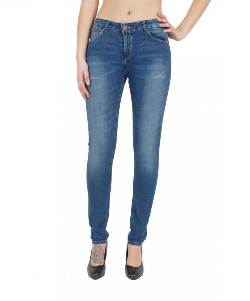 Garcia Super Slim Fit Jeans Celia in Schwarz