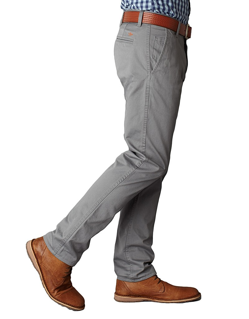 Dockers Alpha Khaki Gravel