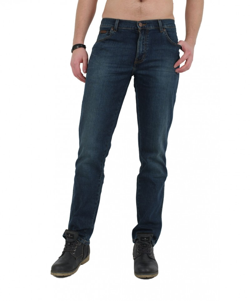 Wrangler Texas Stretch Jeans in Vintage Tint
