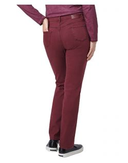 PIONEER KATE Jeans - Megaflex - Crushed Berry - hinten