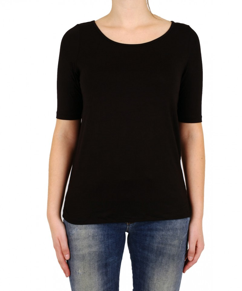 VERO MODA - DOLLAR T-Shirt - Schwarz