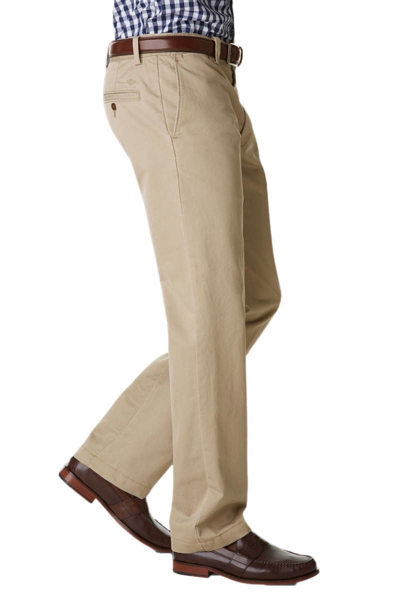 Dockers D2 Khakihose - Regular Fit - British Khaki