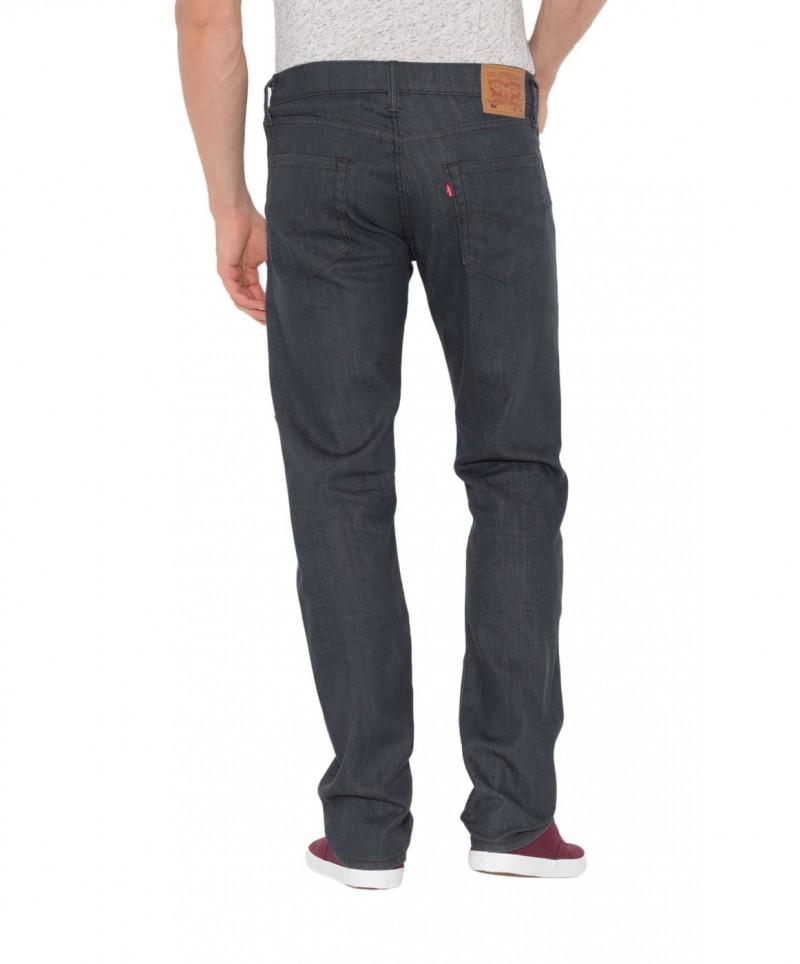 LEVI'S 504 Jeans - Straight Leg - Newby