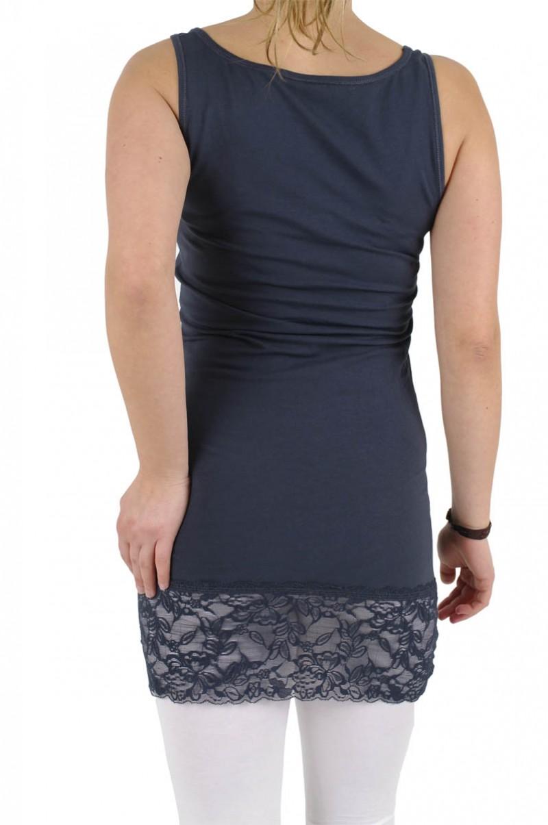 Vero Moda - Tank Top Long - Ombre Blue