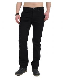 WRANGLER ARIZONA Stretch - Black Rinsewash