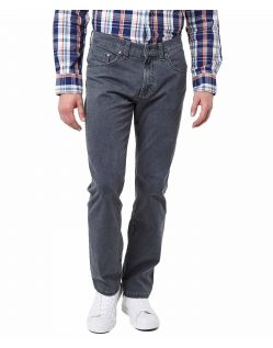 Pioneer Rando - Regular Fit Stoffhose in Grau