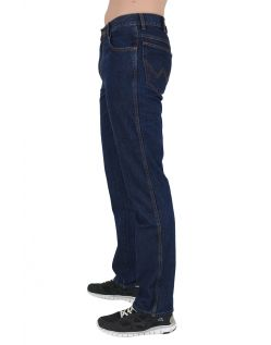 Wrangler Texas Jeans - Regular Fit - Darkstone s