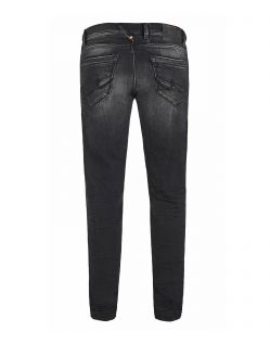 LTB HERMAN Jeans - Tapered Leg - Gleen Black - Hinten