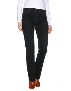 29061HIS Coletta Jeans - Straight Leg - Dark Tinted