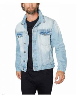 Colorado Denim Konnor - Vintage Jeansjacke in hellblau