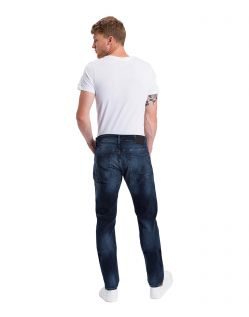 Cross Jeans - Tapered fit Jeans in Blue Black - B02