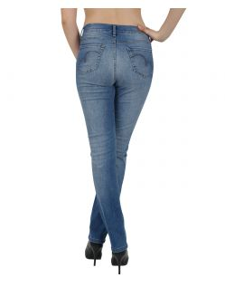 Angels CICI Jeans - Regular Fit - Oxygene Denim - Old Washed - Hinten