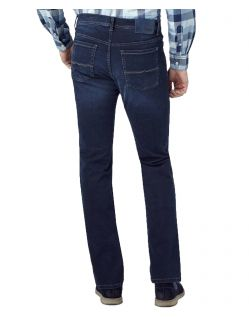 Pioneer Jeans Rando - Regular Fit - Megaflex Stretch - Dark Used - Hinten