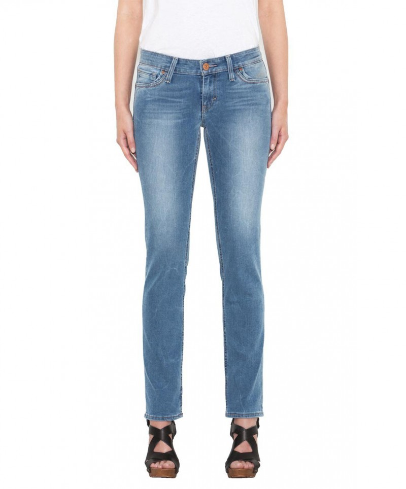 Levis Revel Low Demi Curve Straight - Lunar v