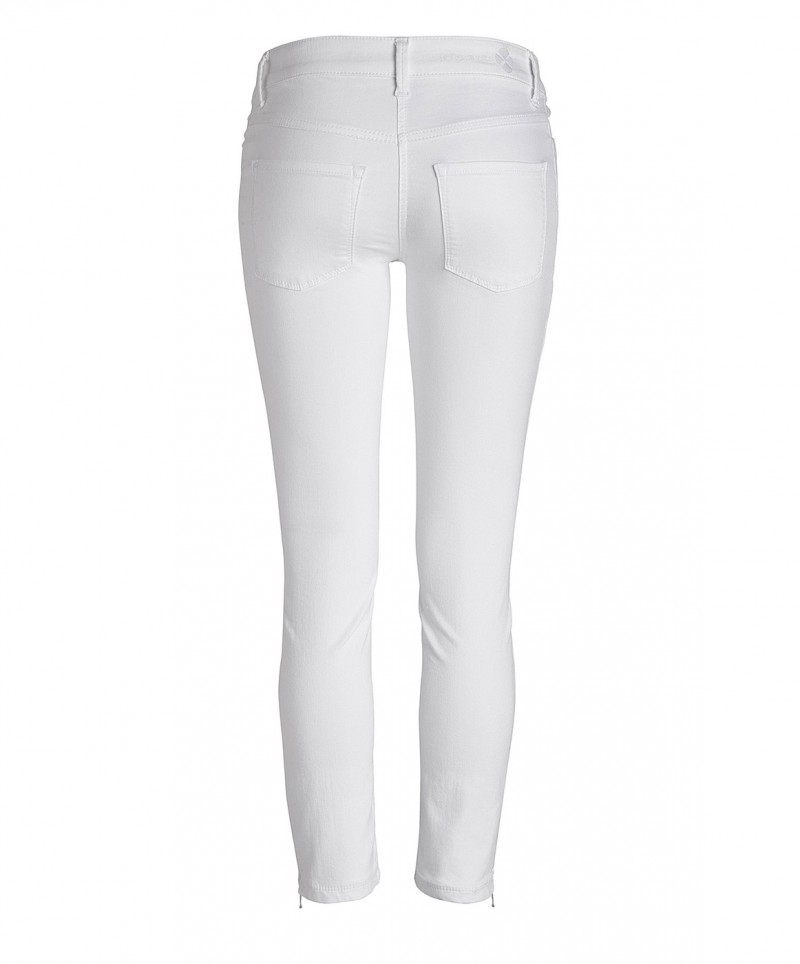 Mac Dream Summer Chic Jeans - White Denim