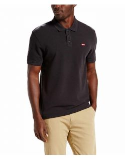 LEVI'S POLO - Housemark - Jet Black