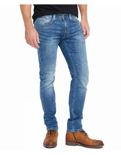 Mustang Herren Jeans - Oregon Tapered Fit im Vintage-Look
