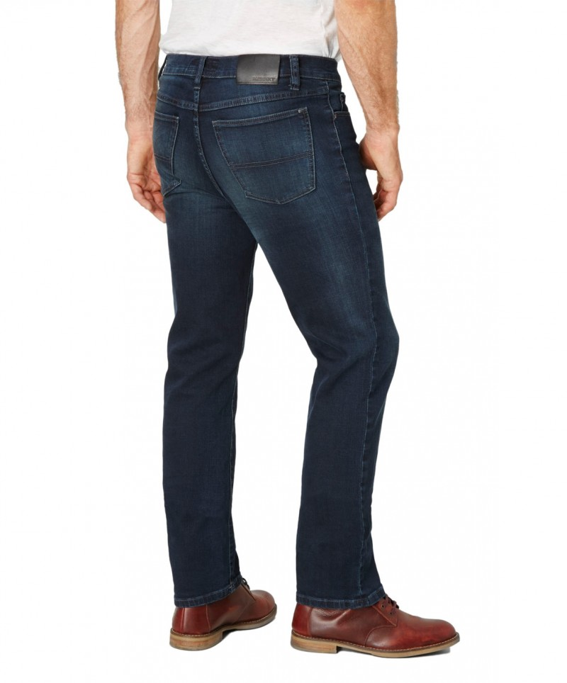 Paddocks Ranger Jeans - Slim Fit - Blue Black Stone