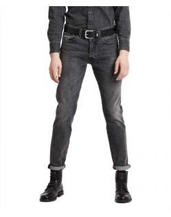 Levi's 501 Slim Taper Jeans in grauer Waschung