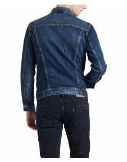 Cross Jeans Jacke Regular Fit mit Stretch Denim