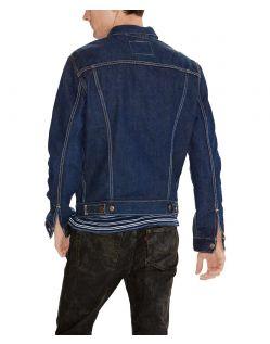 LEVI'S Jeansjacke für Herren - Standart Trucker Fit - Conifer - Hinten