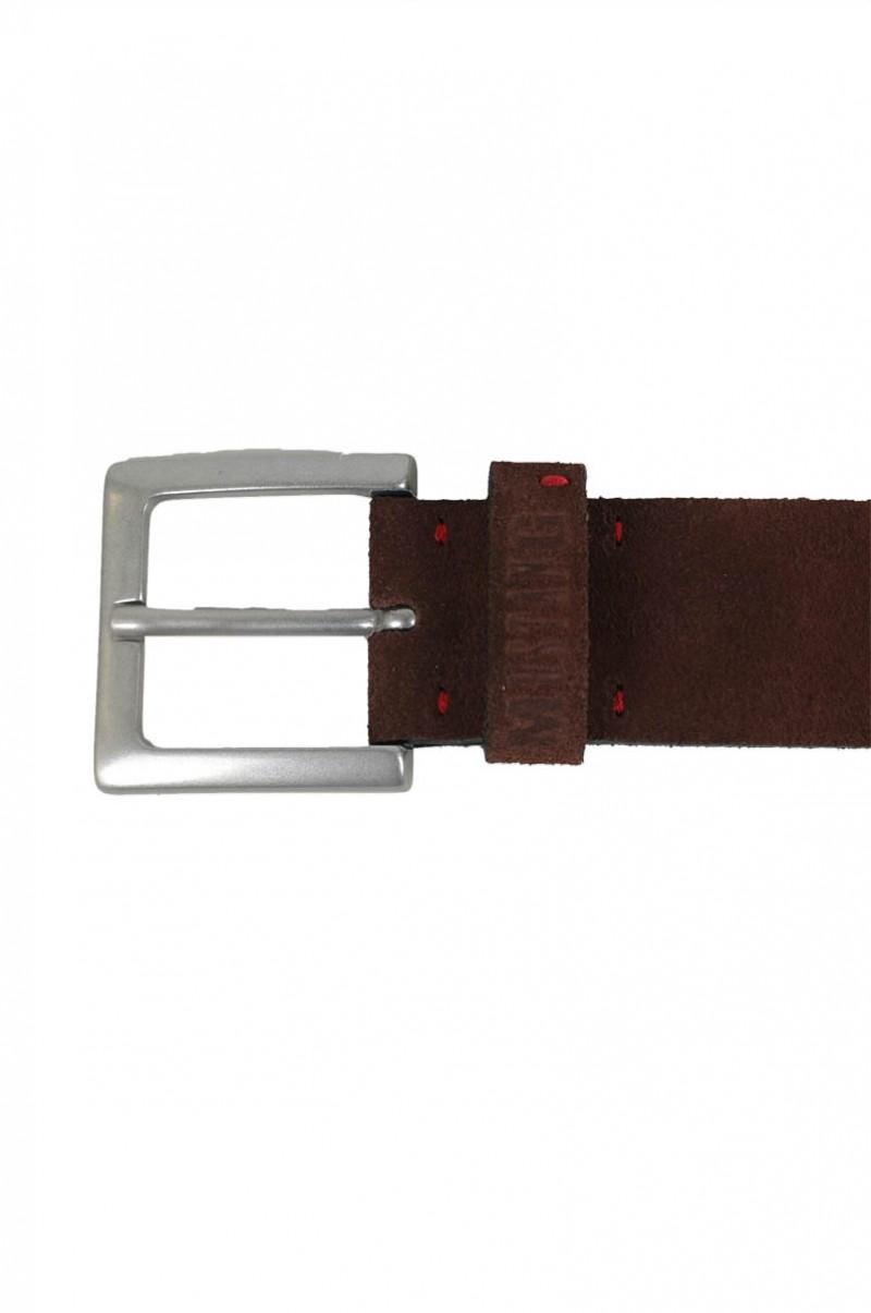 Mustang Jeans Herren Gürtel 9598 Brown