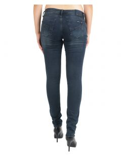 GARCIA Jeans RIVA  - Super Slim Leg - Cool Blue Black - Hinten