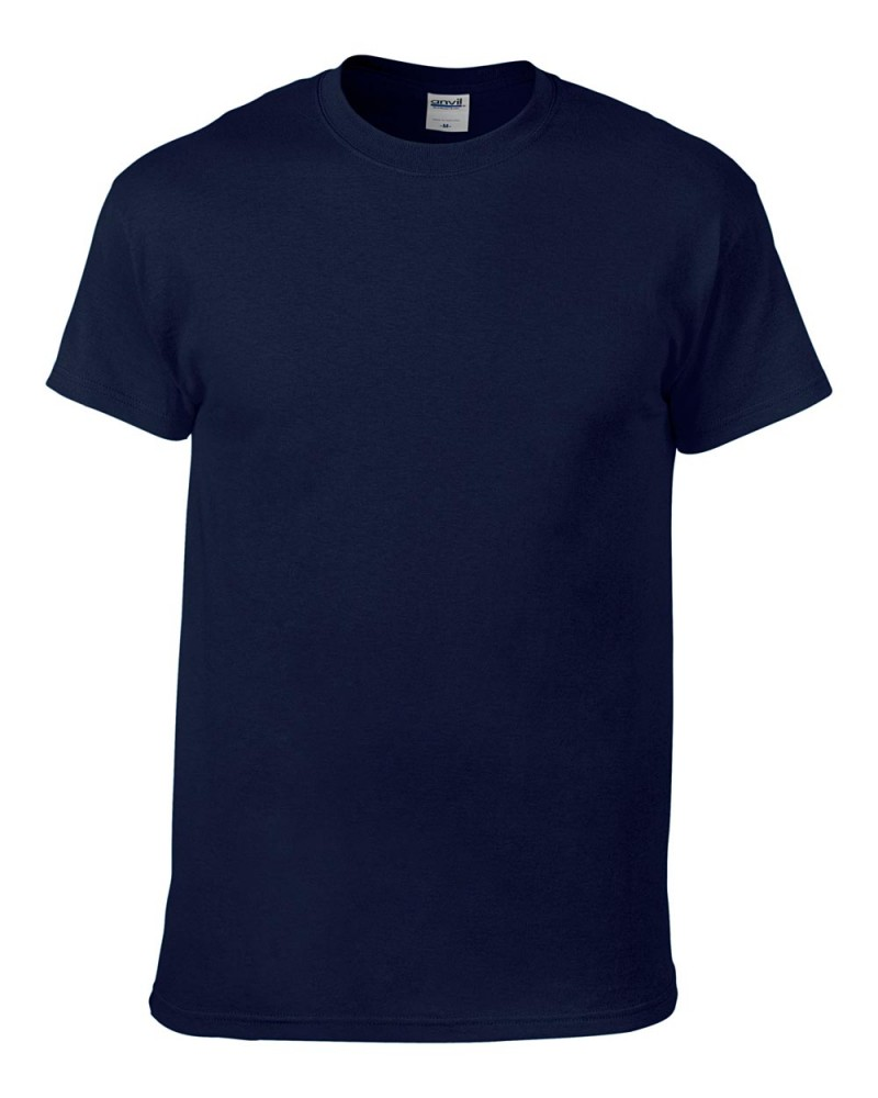 Anvil T-Shirt - Heavyweight - Navy