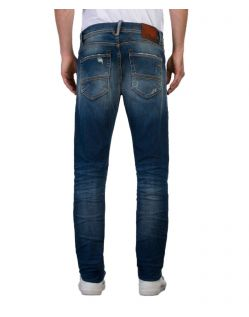 LTB Servando X - Zerrissene Jeans in Tapered Fit - Hinten