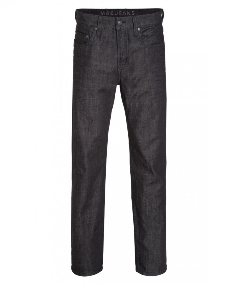 MAC BEN Jeans - Regular Fit - Rinsed Black