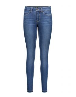 Mac DREAM SKINNY - Slim Fit Jeans - Mid Blue Authentic