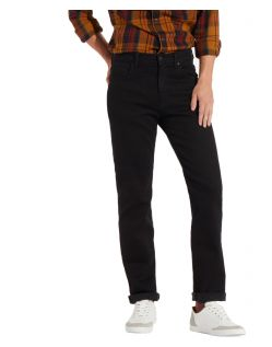 Wrangler Arizona Stretch Jeans in superedlem Schwarz