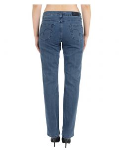 Angels Dolly Jeans - Straight Leg - Superstone - Hinten