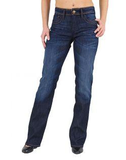 Mavi Mona Jeans - Straight Leg - rinse uptown