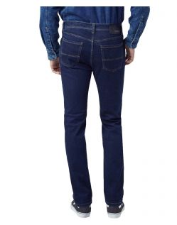 Pioneer Jeans Rando - Regular Fit - Megaflex Stretch - Dark Stone - Hinten