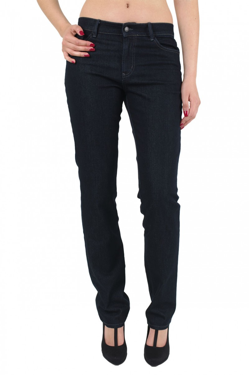 Pionner Kate Jeans - Regular Fit - Dark Blue Rinse Washed