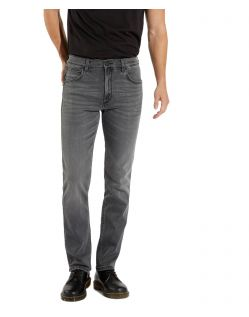 Wrangler Greensboro - Graue Jeans mit Finish Optik