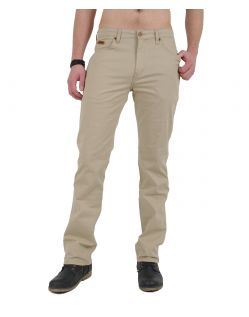 WRANGLER ARIZONA Stretch - Camel Washed