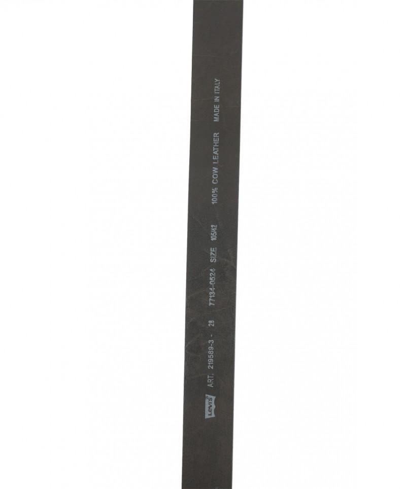 LEVI'S GÜRTEL - Side Logo Buckle - Braun